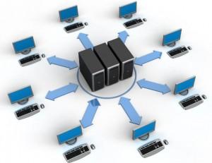 Centralización de archivos en la red.