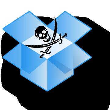 Las últimas victimas de DropBox
