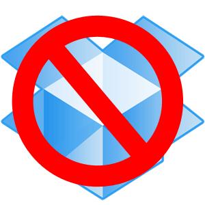 Un problema llamado DropBox