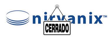 nirvanix-cerrado