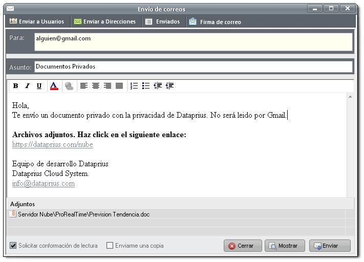 enviando-email-dataprius