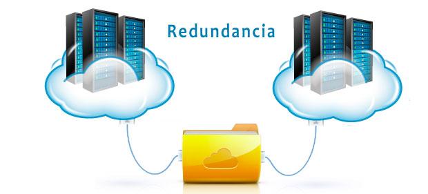 Redundancia de servidores