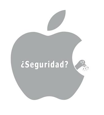 Seguridad. Ni Apple ni iCloud son ni han sido nunca un referente.