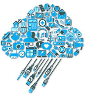 Aplicaciones para el movil conección con la nube