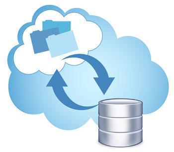acceso a los datos cunado trabajamos en la Nube