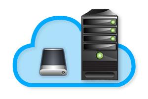 servidor-nube. almacenamiento en la nube