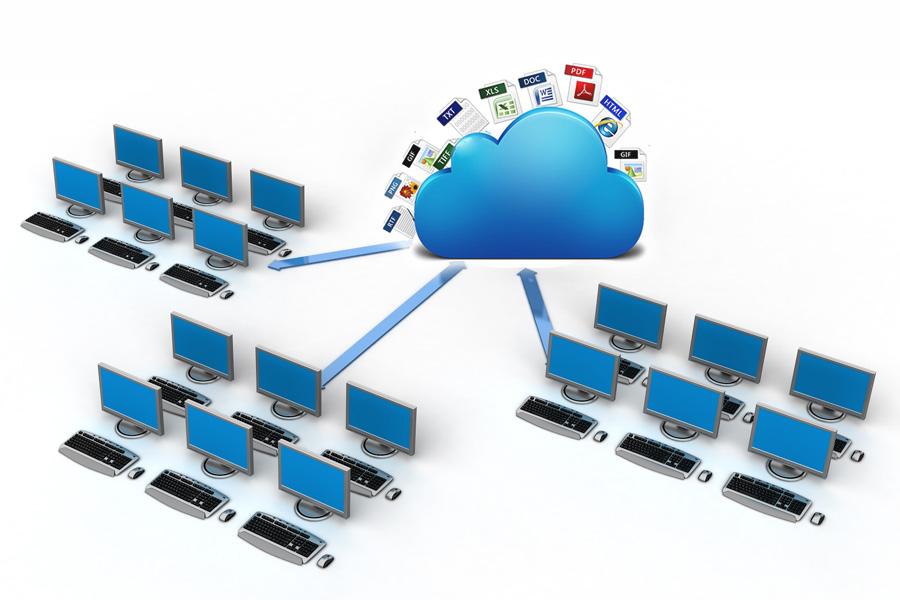 almacenamiento en la nube empresas