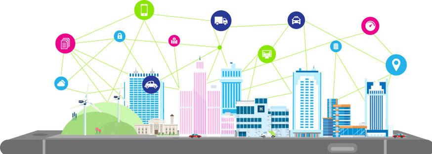 ciudad transformación digital. Dataprius