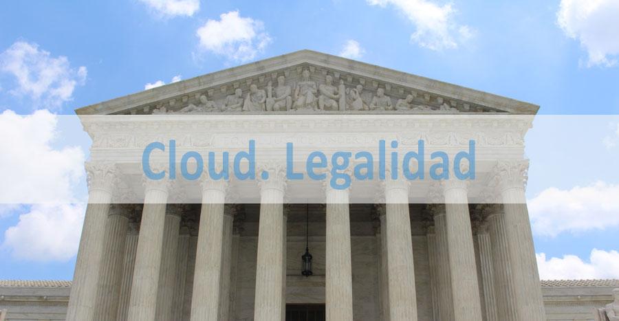 nube cumplimiento legal