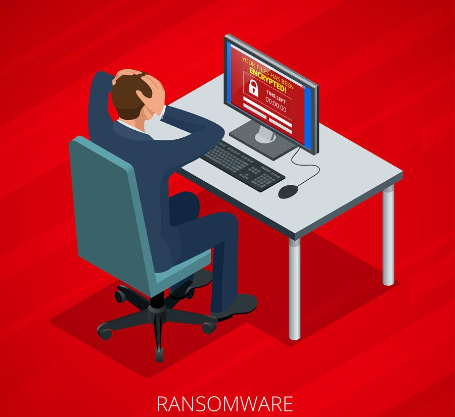 ataque ransomware