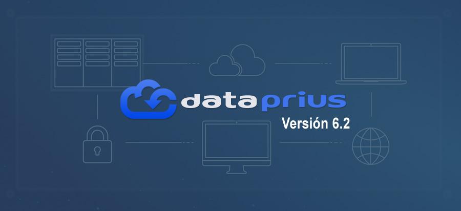 Dataprius versión 6.2