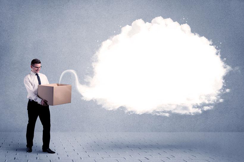 Almacenamiento de ficheros en la nube