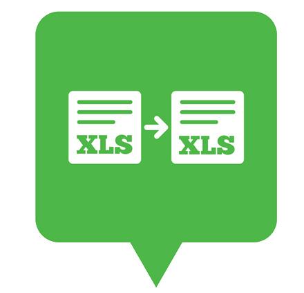Icono vínculos Excel