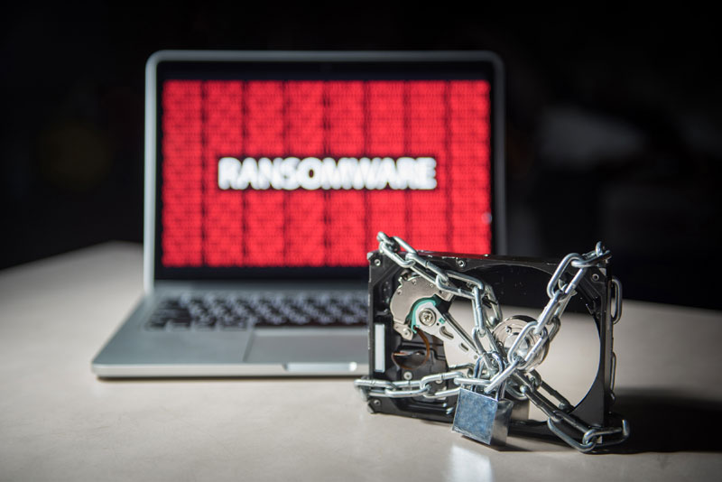 Ransomware disco
