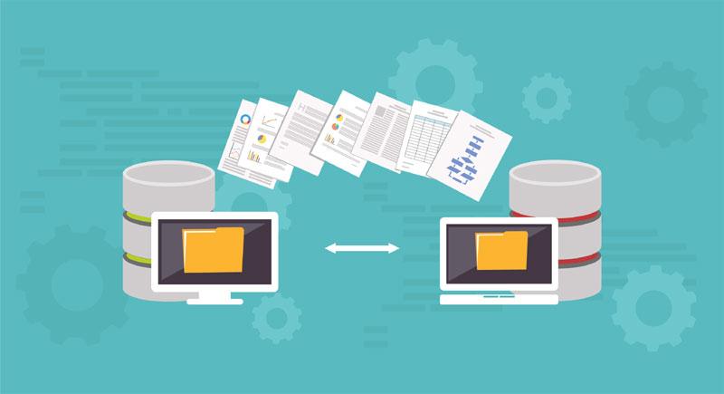 trasferencia archivos