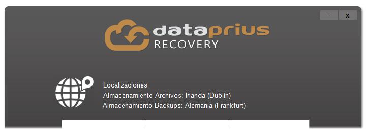 Captura dataprius recovery