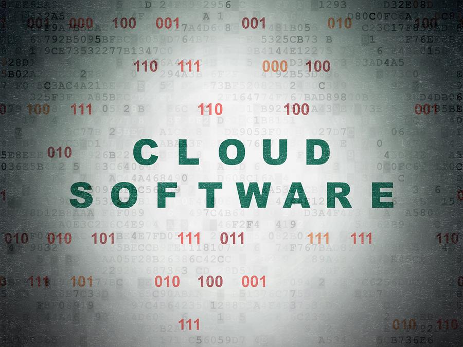 local software in cloud