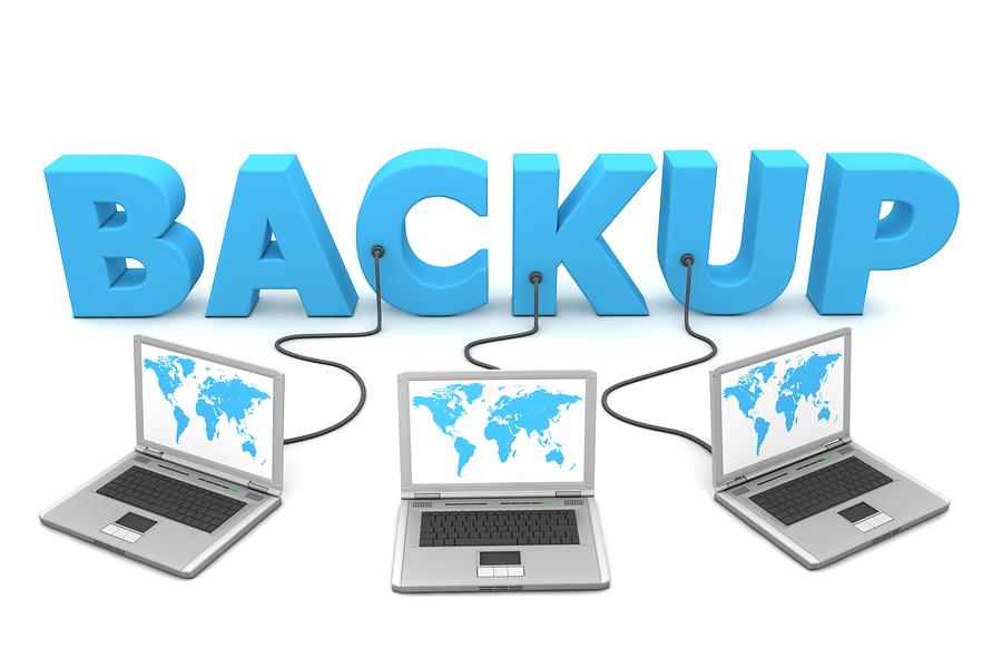 backup en la empresa