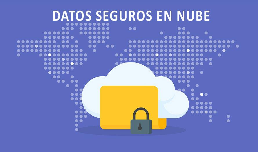 datos seguros nube