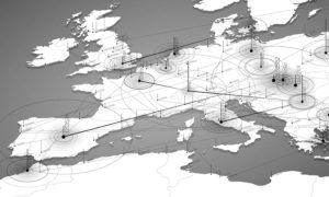 Datos en Europa