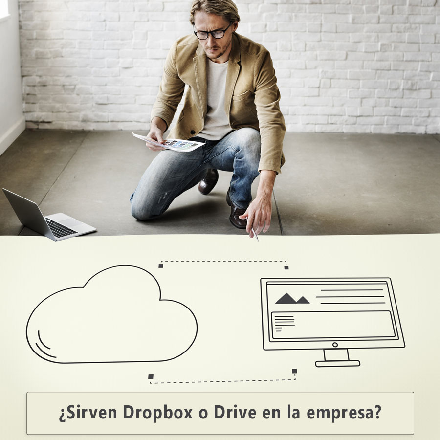 sirven dropbox o drive para la empresa