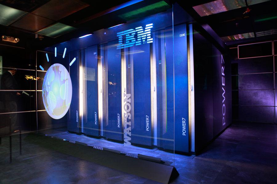 Foto de IBM Watson