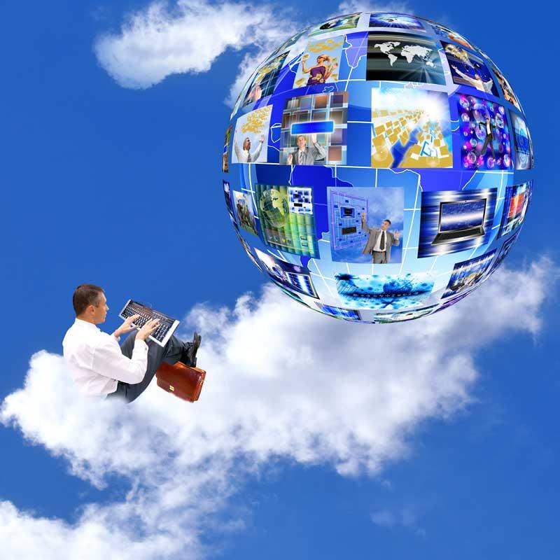 Buscando en Internet. La Nube.