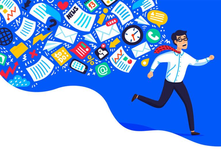 Saturado sobre transformación digital