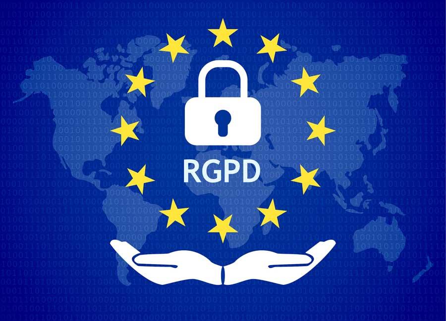 Ilustración de RGPD.