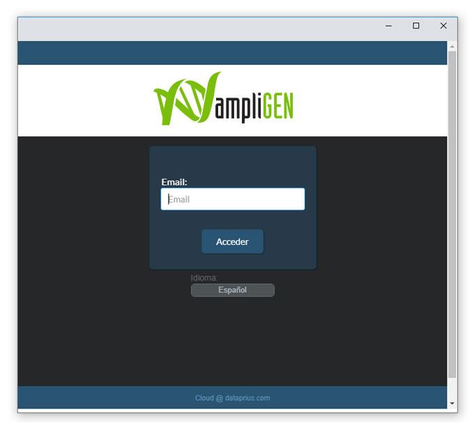 Acceso web a los archivos compartidos. Ejemplo personalizado.