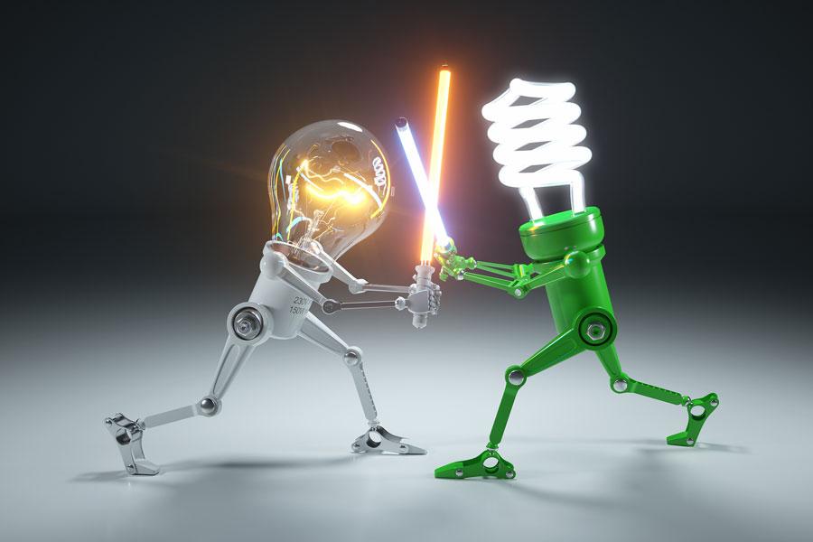 Confrontación de tecnologías