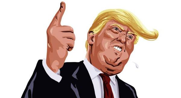 Trump y su ira