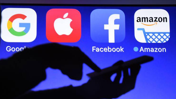 Los monopolios de los grandes de Internet