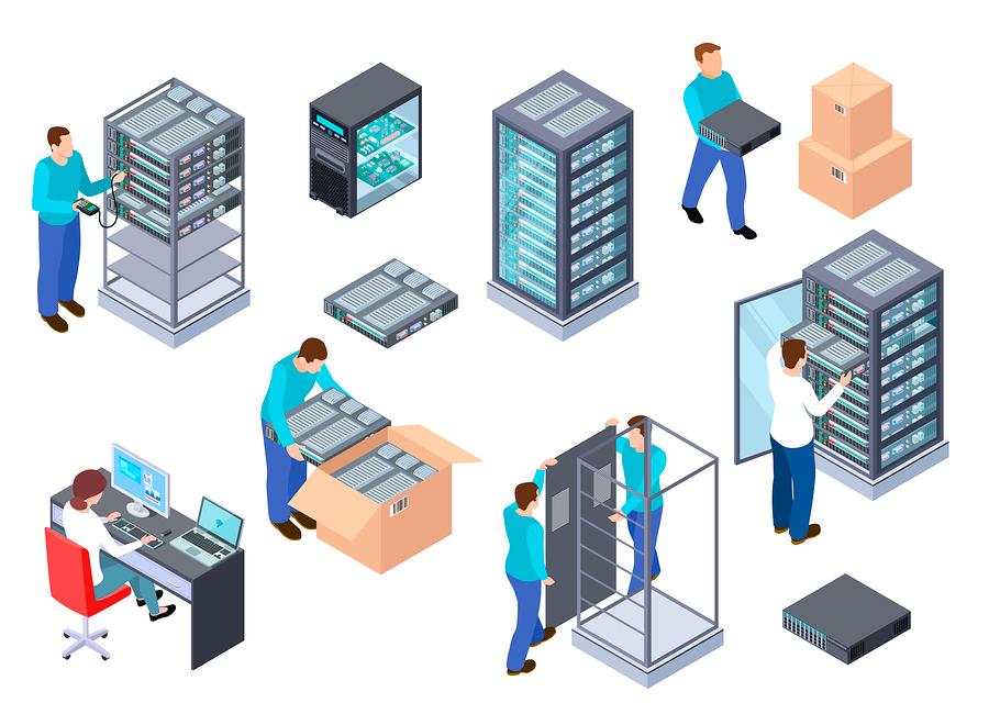 seguridad informática en data center y cloud