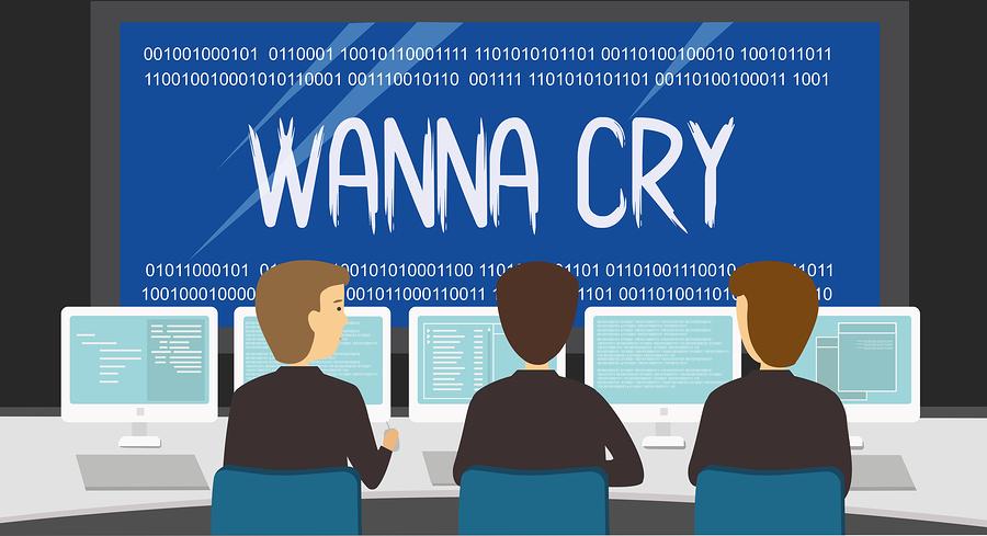 evitar el ransomware wannacry