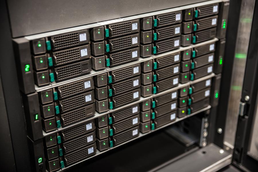 Discos duros proveedor almacenamiento cloud