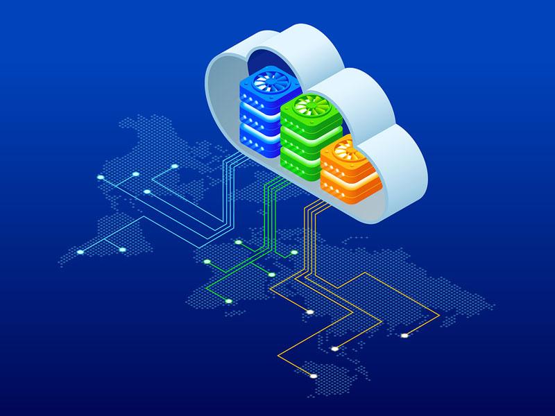 Cloud computig conectando el mundo