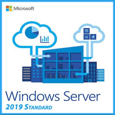 Anagrama de Windows Server