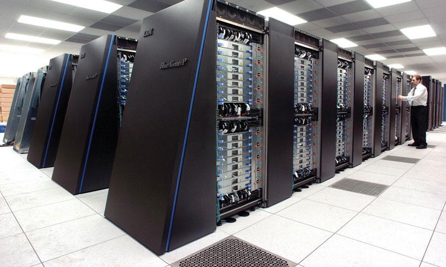 Data Center IBM almacenamiento cloud