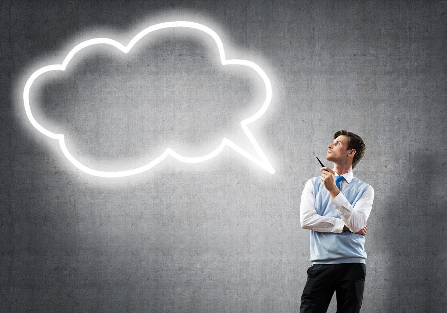Pensando en Cloud o la Nube