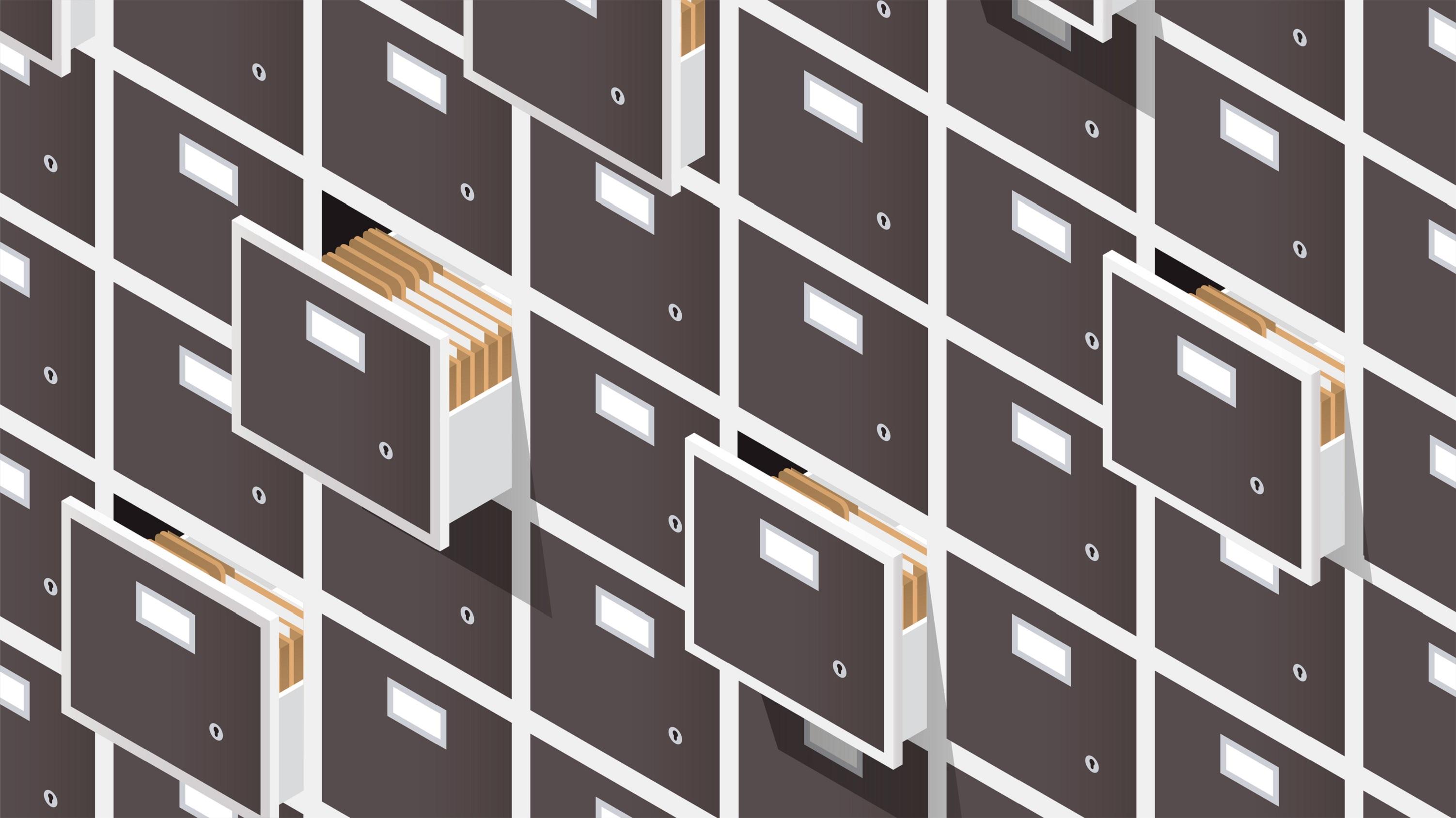 Almacenamiento de archivos y carpetas