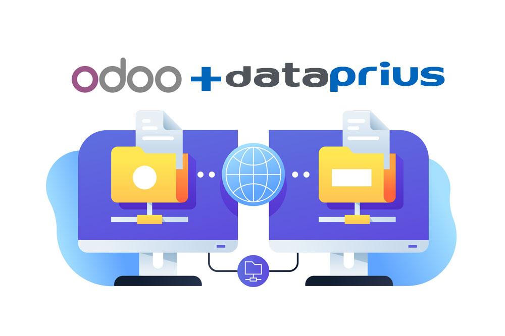 Integrar Odoo con Dataprius